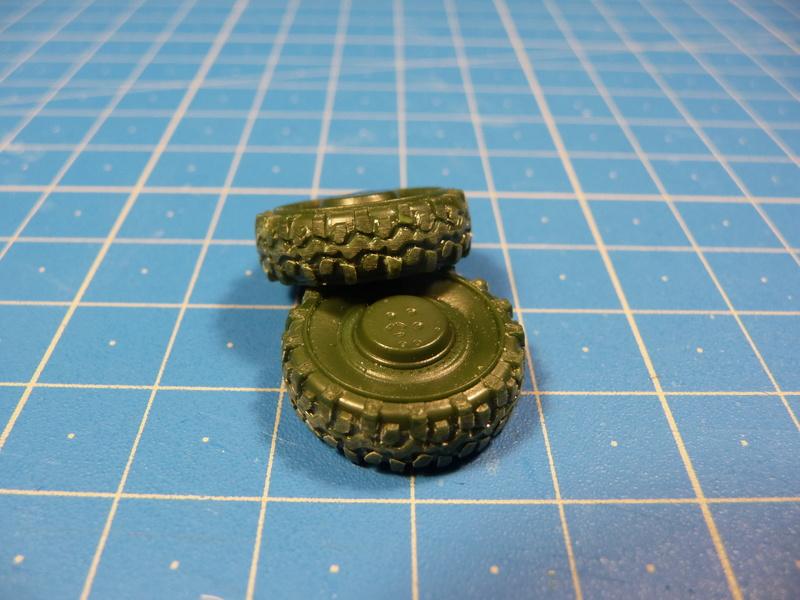 GTK Boxer FüFz A1 / GTK Boxer GTFz A1 1/72 ( Revell 03209 / Revell 03198 ) *** Terminé en pg 3 P1230825