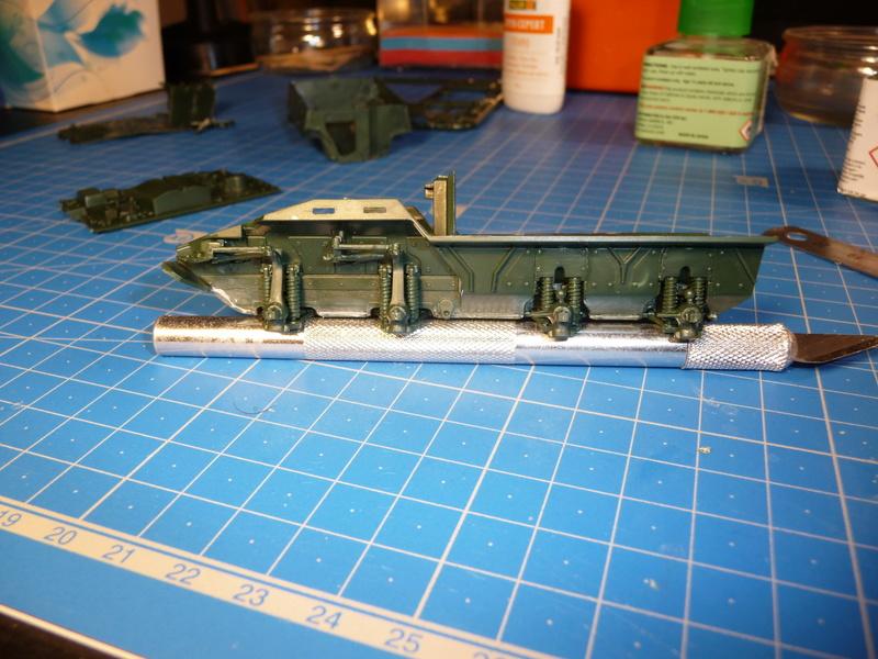 GTK Boxer FüFz A1 / GTK Boxer GTFz A1 1/72 ( Revell 03209 / Revell 03198 ) *** Terminé en pg 3 P1230826