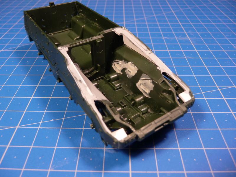 GTK Boxer FüFz A1 / GTK Boxer GTFz A1 1/72 ( Revell 03209 / Revell 03198 ) *** Terminé en pg 3 P1230828