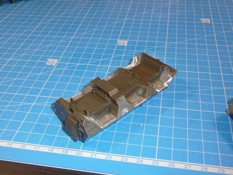 TPz1 Fuchs Eloka /TPz1 Fuchs ABC  (Revell 1/72) P1230834