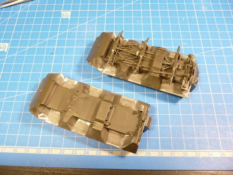 TPz1 Fuchs Eloka /TPz1 Fuchs ABC  (Revell 1/72) P1230840