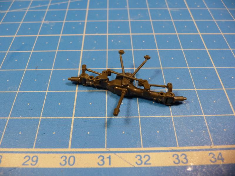 TPz1 Fuchs Eloka /TPz1 Fuchs ABC  (Revell 1/72) P1230843