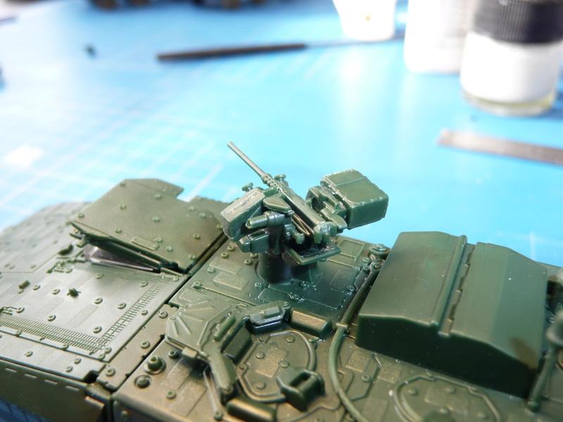 GTK Boxer FüFz A1 / GTK Boxer GTFz A1 1/72 ( Revell 03209 / Revell 03198 ) *** Terminé en pg 3 P1230931