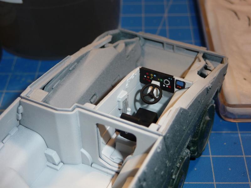 GTK Boxer FüFz A1 / GTK Boxer GTFz A1 1/72 ( Revell 03209 / Revell 03198 ) *** Terminé en pg 3 - Page 2 P1240120