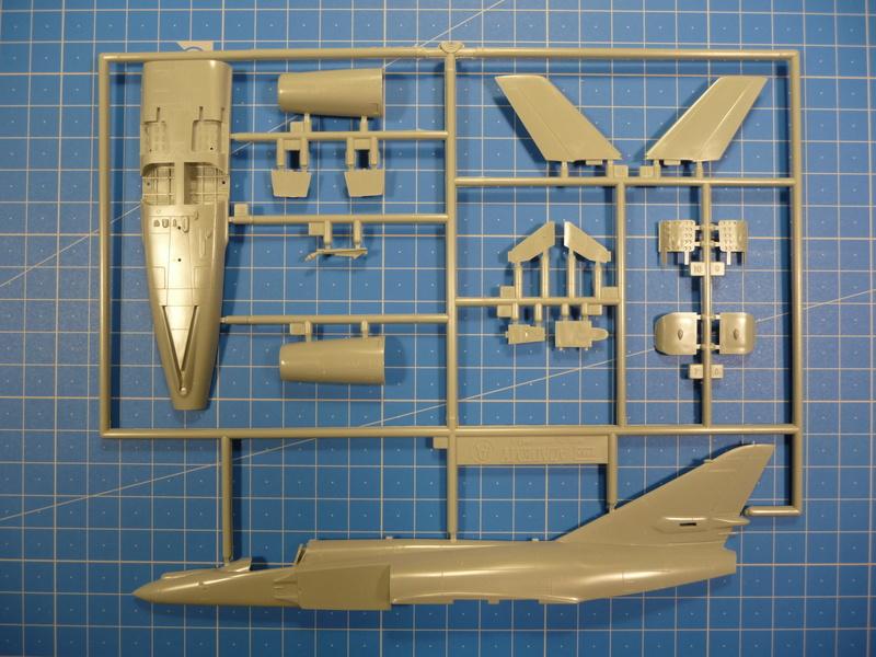 "Dassault Super-Etendard  ( Academy 1/72) ""Tiger Meet 2017 "" Syhartdecals P1240125"