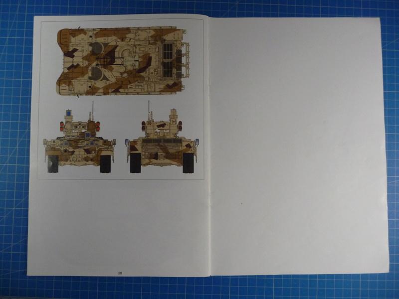 BMPT Terminator w/KMT-8 (Meng  1/35) P1240329