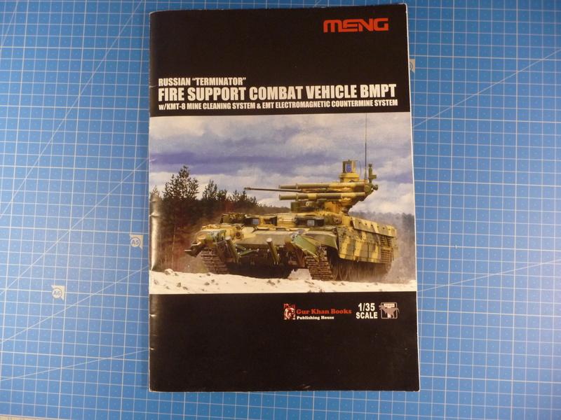BMPT Terminator w/KMT-8 (Meng  1/35) P1240336