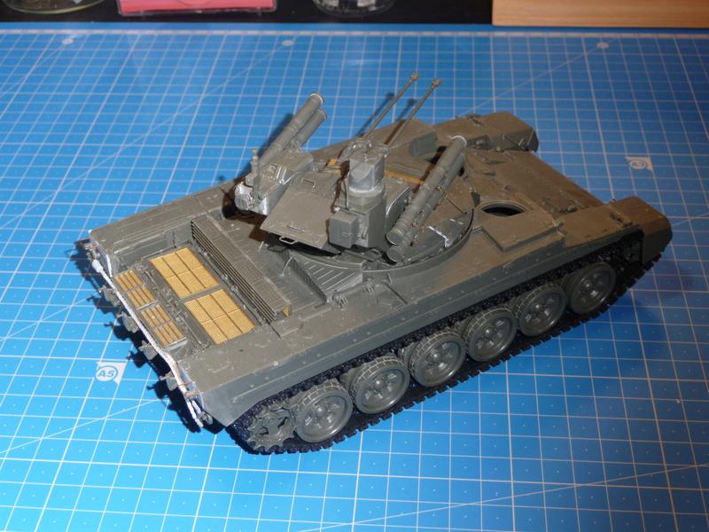 BMPT Terminator w/KMT-8 (Meng  1/35) P1240337