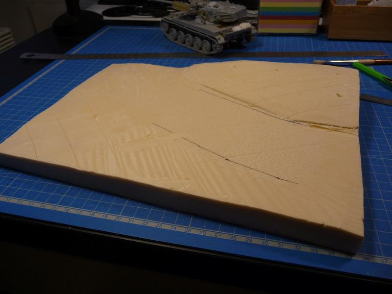 Un Diorama pour l'Amx-13/75 *** Terminé en pg 3 P1240422