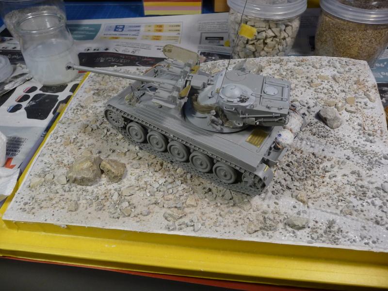 Un Diorama pour l'Amx-13/75 *** Terminé en pg 3 P1240435