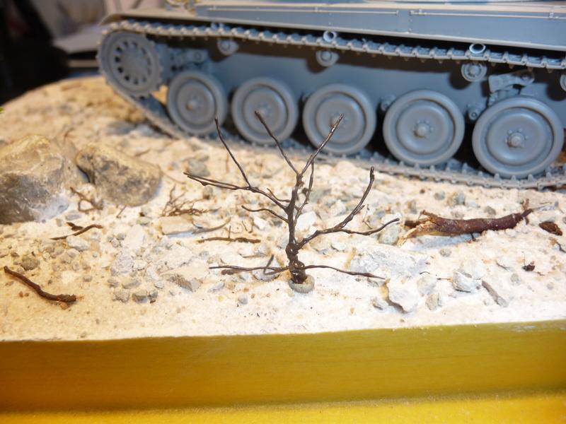 Un Diorama pour l'Amx-13/75 *** Terminé en pg 3 P1240517