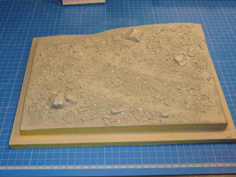 Un Diorama pour l'Amx-13/75 *** Terminé en pg 3 P1240528