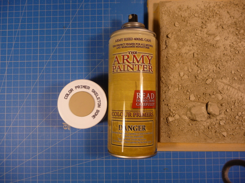 Un Diorama pour l'Amx-13/75 *** Terminé en pg 3 P1240529