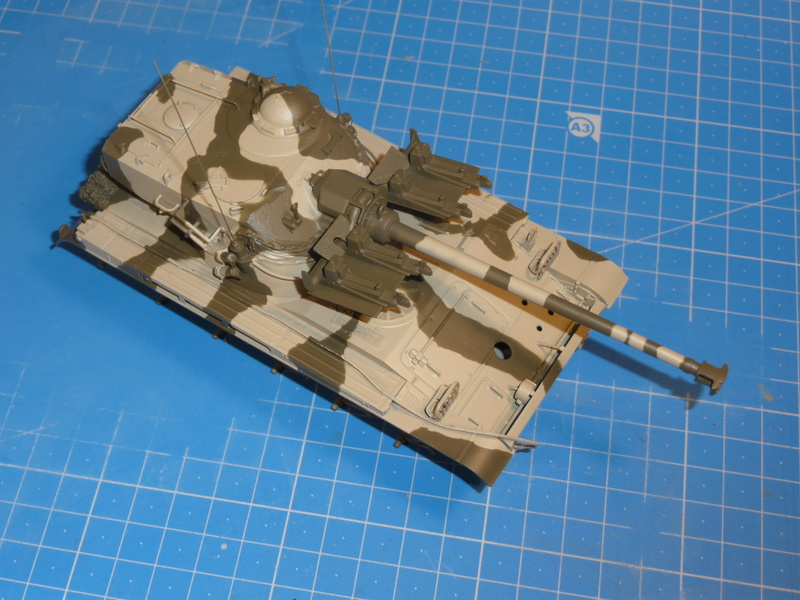 AMX-13/75 w/SS-11 ATGM (Takom 1/35) - Page 3 P1240712