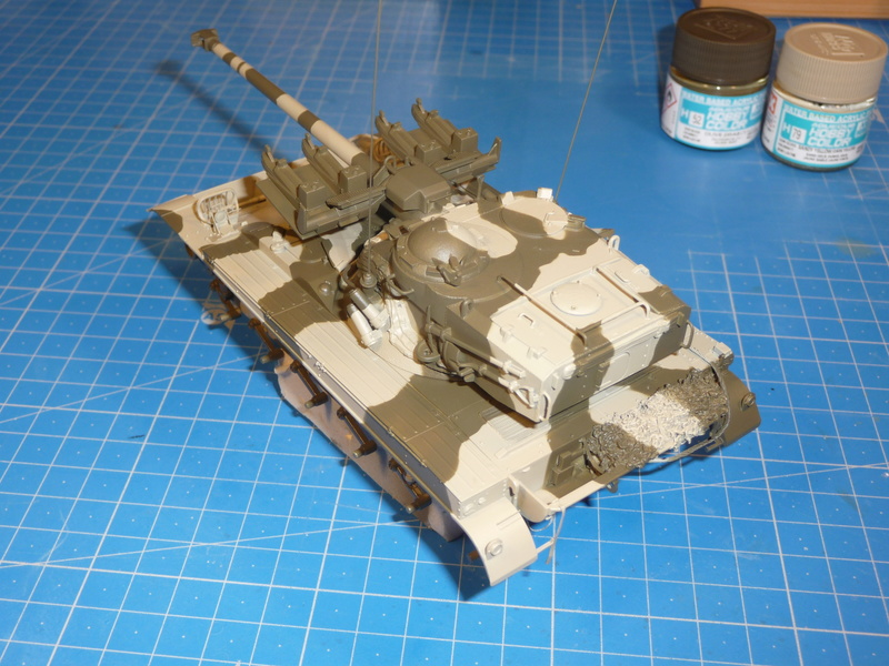 AMX-13/75 w/SS-11 ATGM (Takom 1/35) - Page 3 P1240714