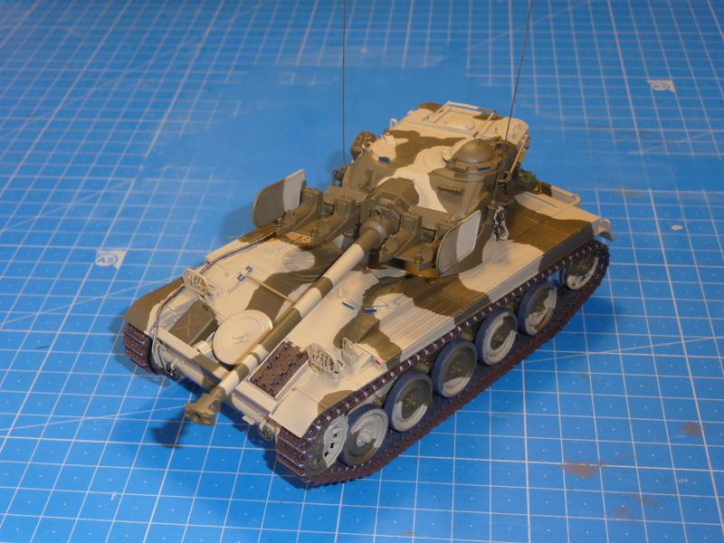 AMX-13/75 w/SS-11 ATGM (Takom 1/35) - Page 3 P1240923