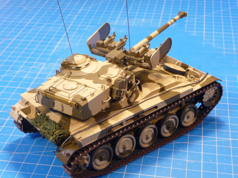 AMX-13/75 w/SS-11 ATGM (Takom 1/35) - Page 3 P1240924