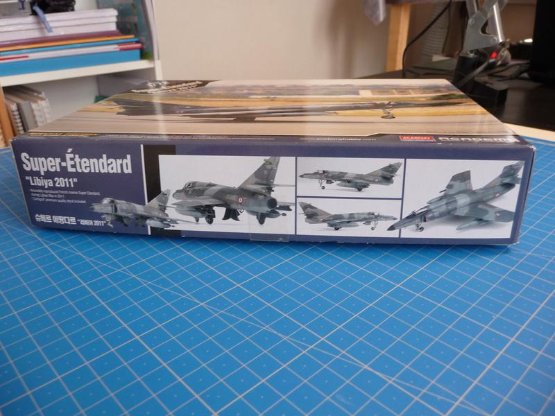 Super-Etendard  (Academy 1/72) P1240938