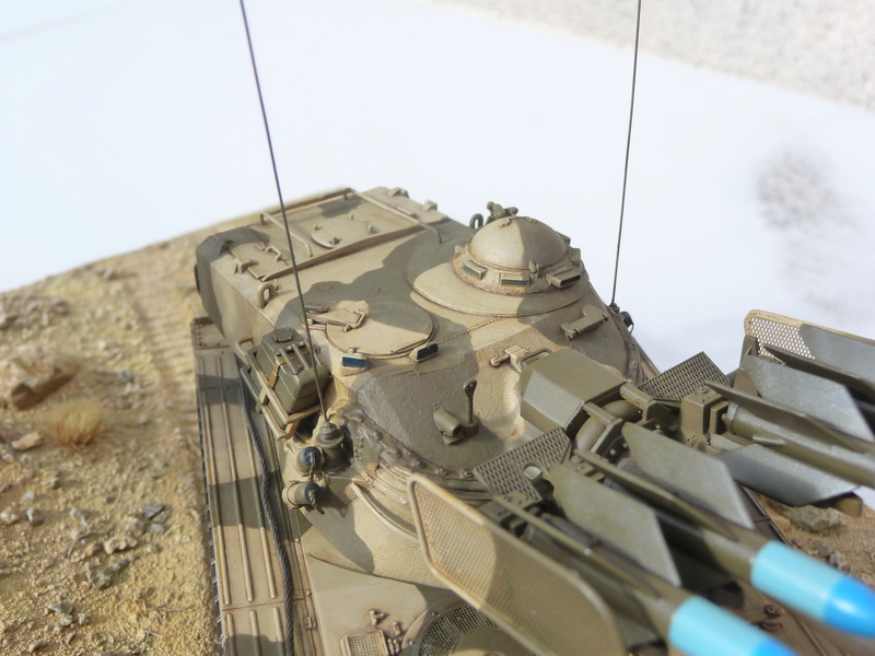 AMX-13/75 w/SS-11 ATGM 1/35 ( Takom 2038 ) *** Terminé en pg 4 - Page 4 P1250010