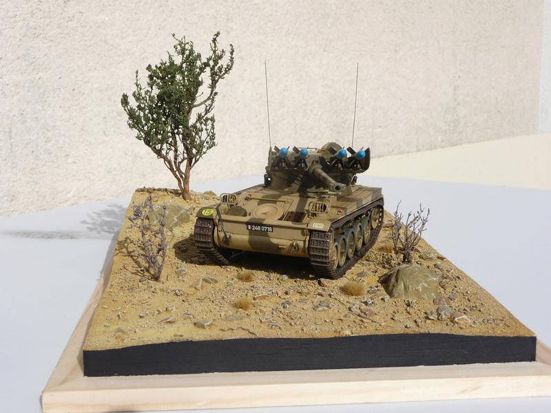 AMX-13/75 w/SS-11 ATGM 1/35 ( Takom 2038 ) *** Terminé en pg 4 - Page 4 P1250011