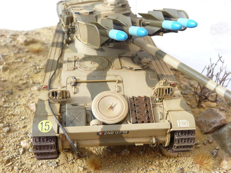 AMX-13/75 w/SS-11 ATGM 1/35 ( Takom 2038 ) *** Terminé en pg 4 - Page 4 P1250012