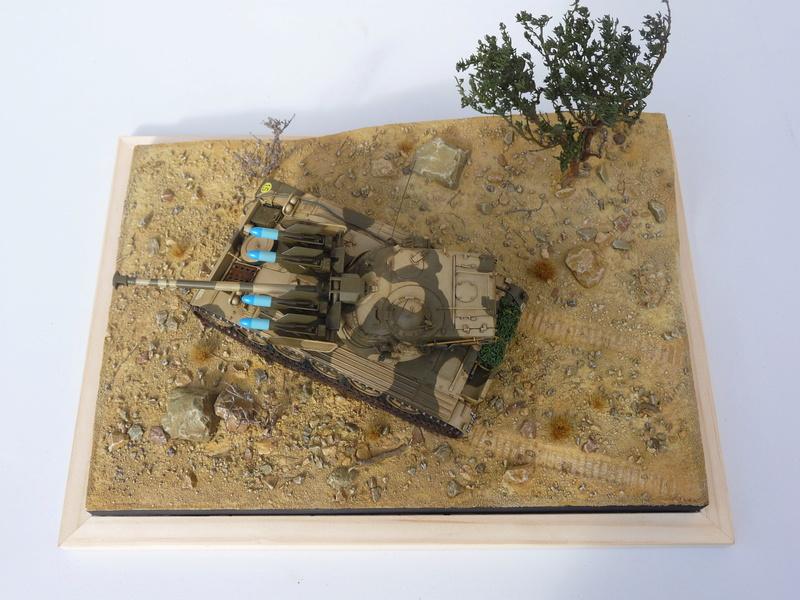 AMX-13/75 w/SS-11 ATGM 1/35 ( Takom 2038 ) *** Terminé en pg 4 - Page 4 P1250014