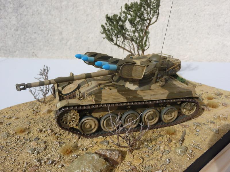 AMX-13/75 w/SS-11 ATGM 1/35 ( Takom 2038 ) *** Terminé en pg 4 - Page 4 P1250015