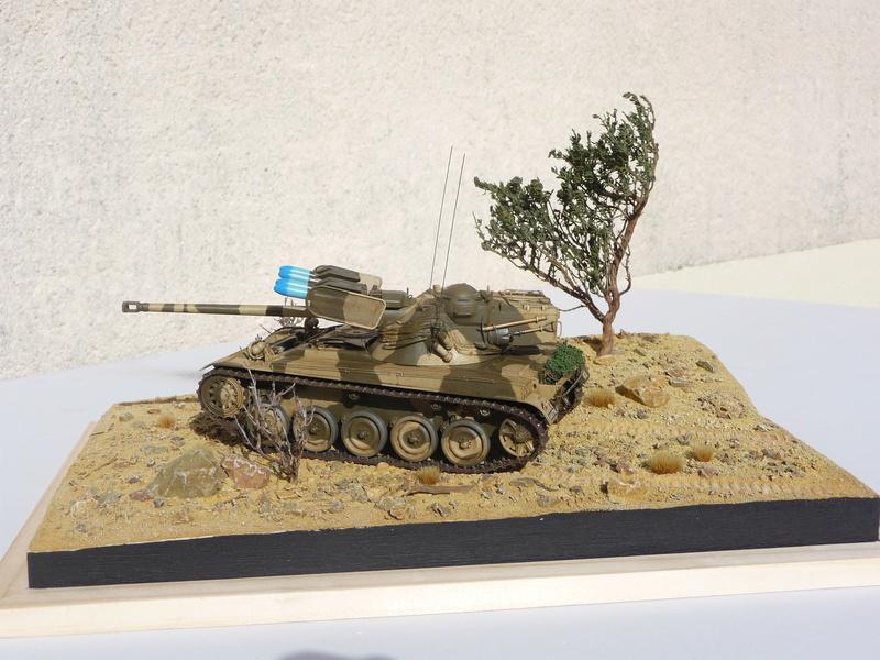 AMX-13/75 w/SS-11 ATGM 1/35 ( Takom 2038 ) *** Terminé en pg 4 - Page 4 P1250016