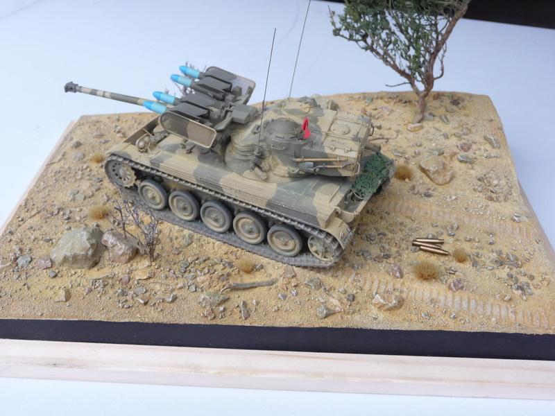 AMX-13/75 w/SS-11 ATGM 1/35 ( Takom 2038 ) *** Terminé en pg 4 - Page 4 P1250022
