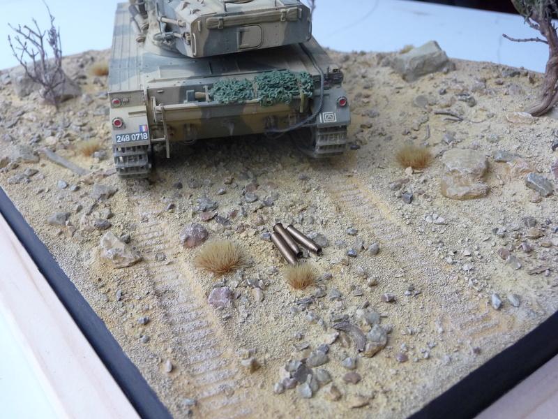 AMX-13/75 w/SS-11 ATGM 1/35 ( Takom 2038 ) *** Terminé en pg 4 - Page 4 P1250023