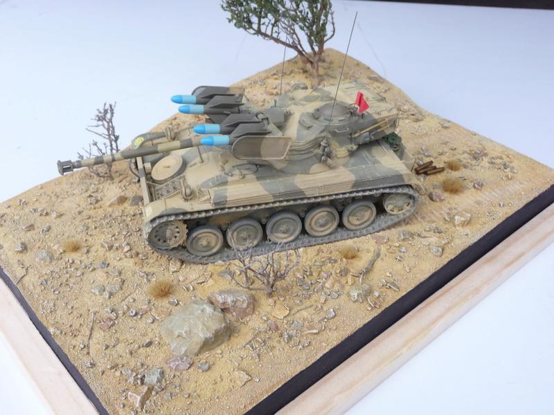 AMX-13/75 w/SS-11 ATGM 1/35 ( Takom 2038 ) *** Terminé en pg 4 - Page 4 P1250024