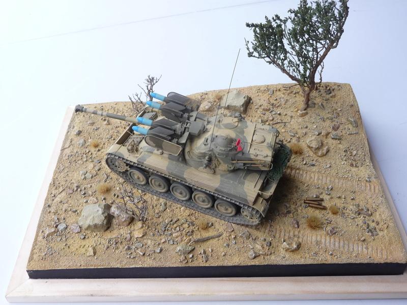 AMX-13/75 w/SS-11 ATGM 1/35 ( Takom 2038 ) *** Terminé en pg 4 - Page 4 P1250025