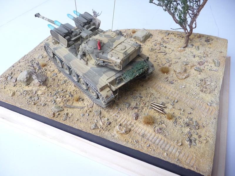 AMX-13/75 w/SS-11 ATGM 1/35 ( Takom 2038 ) *** Terminé en pg 4 - Page 4 P1250027