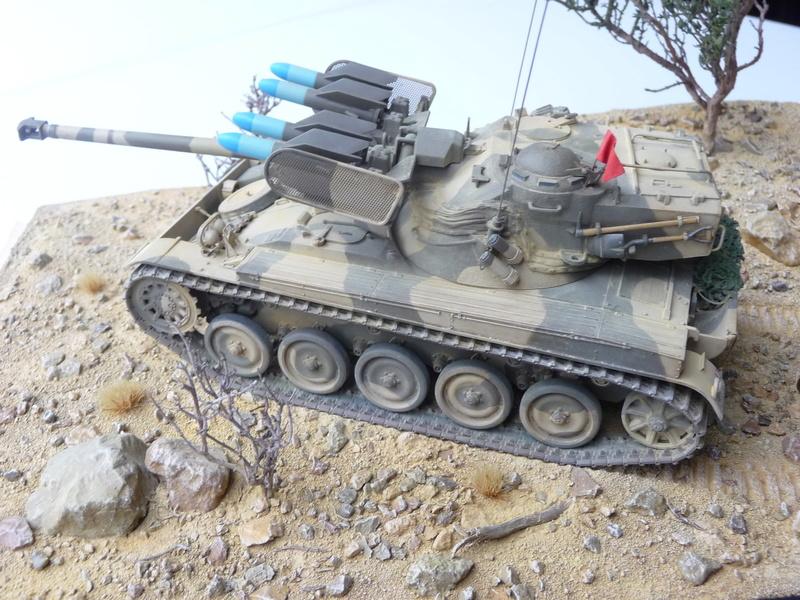 AMX-13/75 w/SS-11 ATGM 1/35 ( Takom 2038 ) *** Terminé en pg 4 - Page 4 P1250029