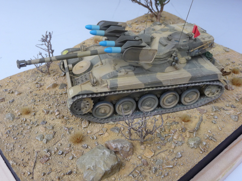 AMX-13/75 w/SS-11 ATGM 1/35 ( Takom 2038 ) *** Terminé en pg 4 - Page 4 P1250030