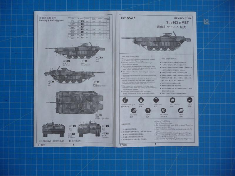 Strv 103C MBT (trumpeter 1/72) P1250821