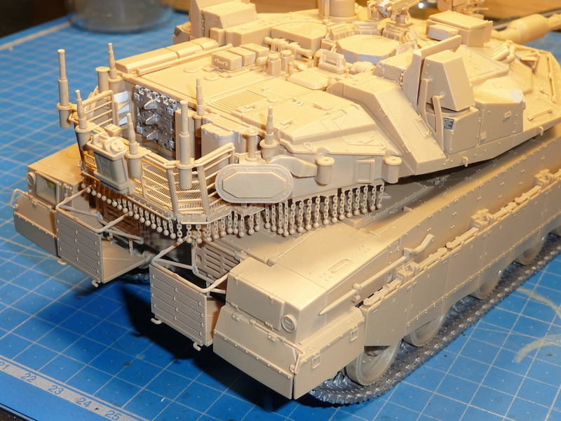 Merkava Mk.4M w/Trophy Active Protection System 1/35 ( Meng TS-036 ) - Page 3 P1270132