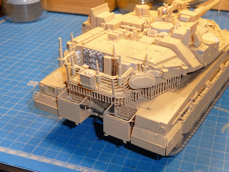 Merkava Mk.4M w/Trophy Active Protection System 1/35 ( Meng TS-036 ) - Page 3 P1270133