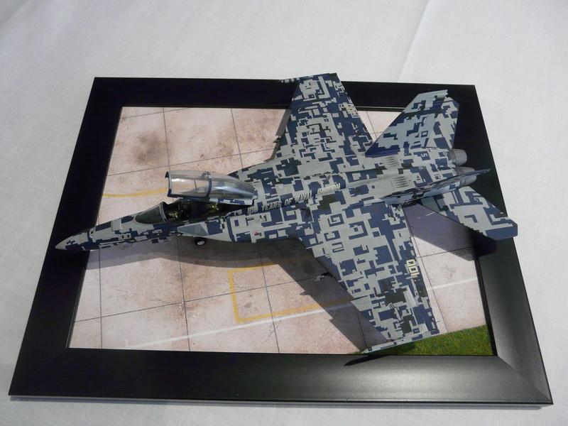 """Dassault Super-Etendard  ( Academy 1/72) """"Tiger Meet 2017 """" Syhartdecals Photo_65"""