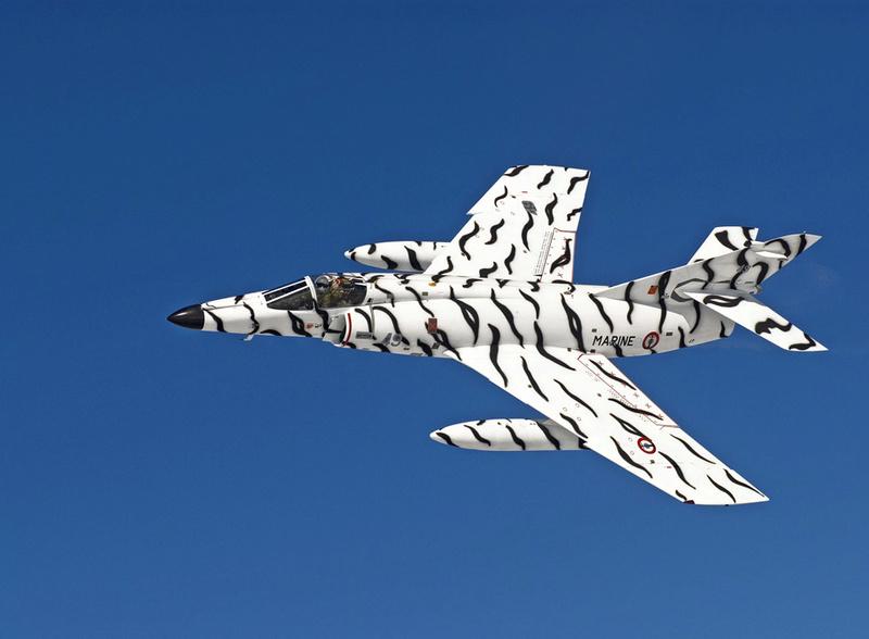 "Dassault Super-Etendard  ( Academy 1/72) ""Tiger Meet 2017 "" Syhartdecals Sem_4910"