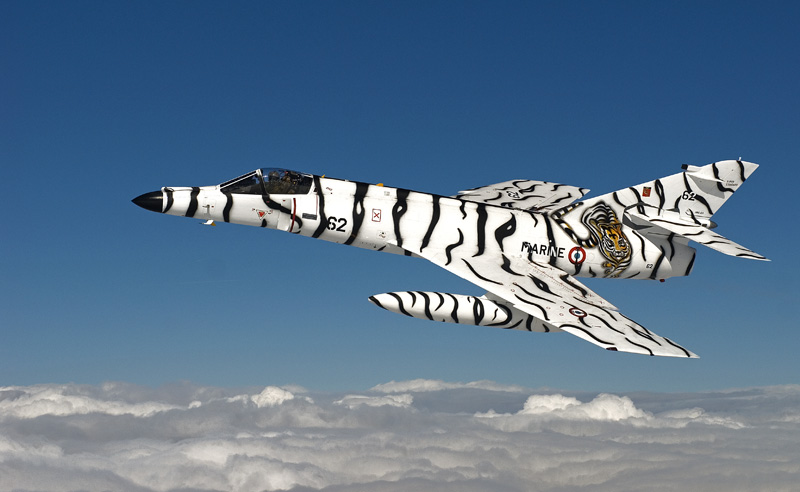 "Dassault Super-Etendard  ( Academy 1/72) ""Tiger Meet 2017 "" Syhartdecals Super-10"