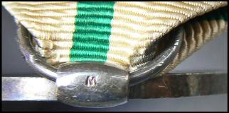 Les poinçons sur les médailles et ordres japonais de Meiji à Showa : 10_rec10