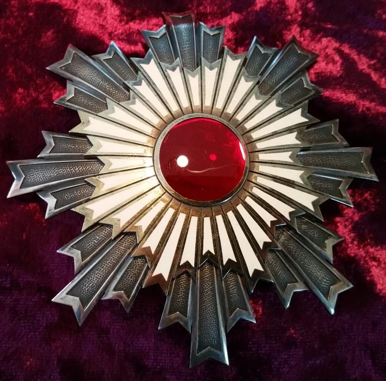 Les poinçons sur les médailles et ordres japonais de Meiji à Showa : 15_sol10