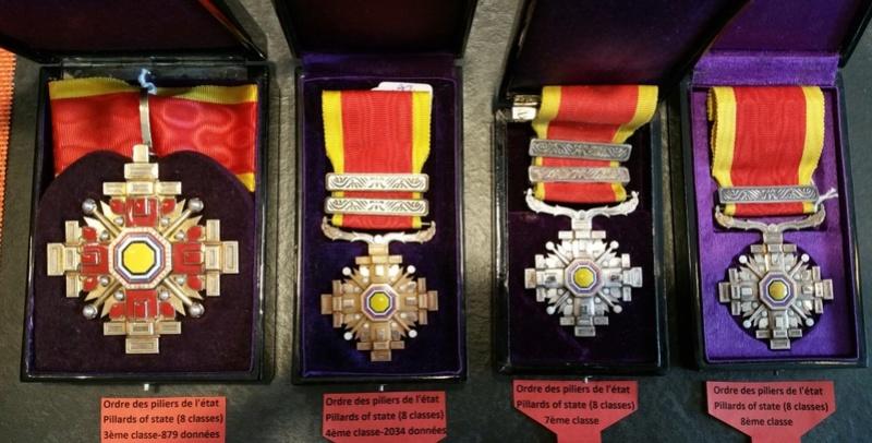 """Empire du Manchukuo, ordre des piliers de l'état   """"満 州 国 柱 國 章"""" 1_pili11"""
