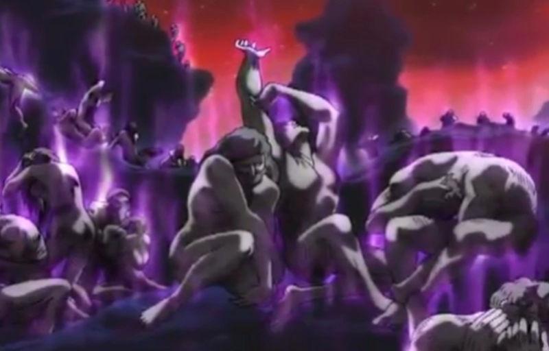 Mitologia - Caronte de Aqueronte Vestib10