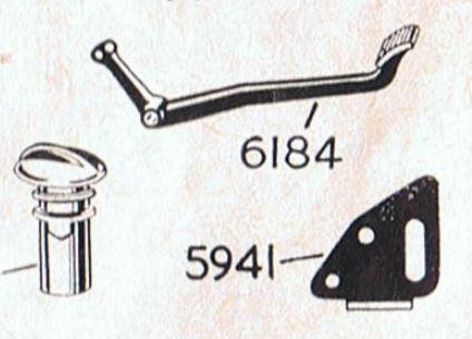 rear - cruser 80 brake pedal Cruise10