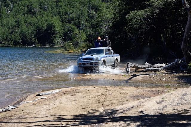herejias a la mitsu en el paraiso Lago La Plata _dsc6625