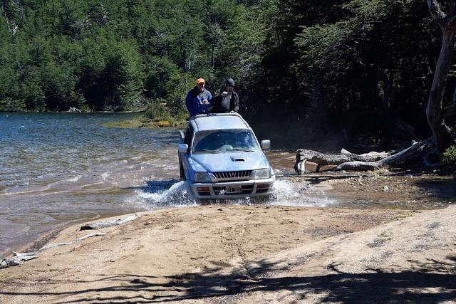 herejias a la mitsu en el paraiso Lago La Plata _dsc6626
