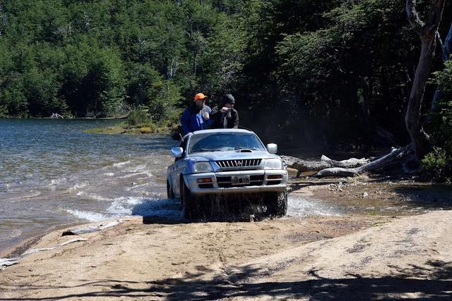 herejias a la mitsu en el paraiso Lago La Plata _dsc6627