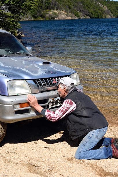 herejias a la mitsu en el paraiso Lago La Plata _dsc6710